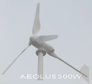 Wind Generator 300W Hi-speed